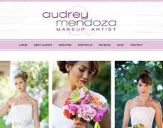 Audrey Mendoza – Website