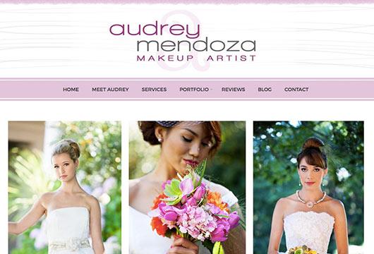 Audrey Mendoza Makeup