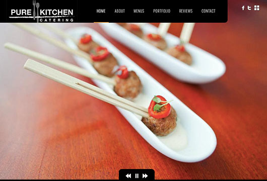Pure Kitchen Catering